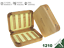 Wooden-Fly-Fishing-Box-Bamboo-with-Hidden-Magnetic-Slit-Foam-Insert-Double-Side thumbnail 3