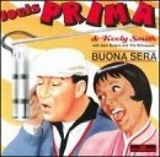 Louis Prima Buona sera (20 tracks, the entertainers-series, & Keely Smith.. [CD]