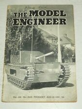 MODEL ENGINEER #2623 VOL 105, AUGUST 30TH 1951 (B) <