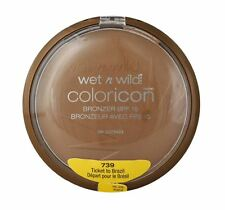 Wet n Wild Color Bronzer SPF 15, Ticket To Brazil [739], 1 ea