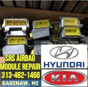Details about ALL KIA AND HYUNDAI SRS AIRBAG MODULE RESET, CRASH DATA CLEAN  SERVICE