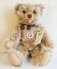 STEIFF BRITISH COLLECTOR'S 2012 TEDDY BEAR LIMITED EDITION BOX & CERT
