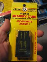 Wildlife Calls Preymaster Digital Caller Memory Card Jackrabbits Calls Volume 1