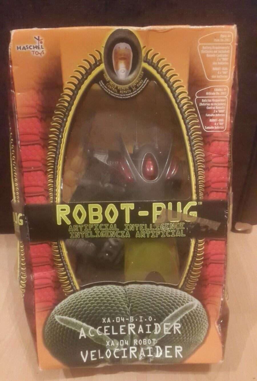 Haschel Toys Robot Insetto in scatola N. 2003-Robot insetto telecomando haschel Toys