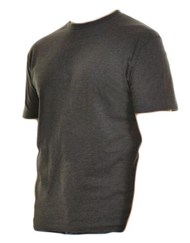Ragman T-Shirt Basic Girocollo 40181 019 ANTRAZIT-MELANGE