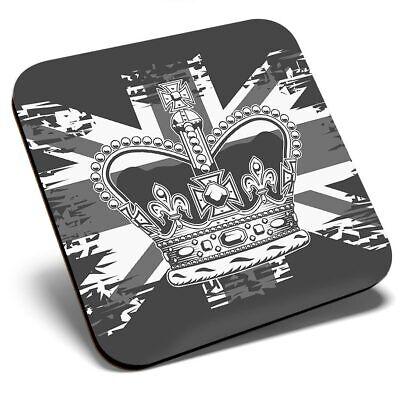 "British Crown Jack Flag Queen Small Photograph 6/""x4/"" Art Print Photo Gift #14860"