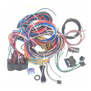 s l300 brand new 12 circuit ez wiring harness fits for chevy mopar ford 12 circuit ez wiring harness at alyssarenee.co