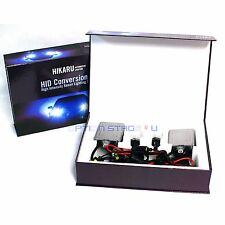 95-03 Protege H4 9003 Hi/Lo 5000K 35W Clear White HIKARU Canbus Xenon HID Kit