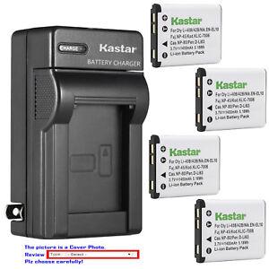 Kastar-Battery-Wall-Charger-for-Olympus-Li-40B-Li42B-Olympus-Stylus-725SW-Camera