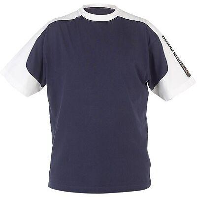 Timberland Pro 309 Short Sleeve T-Shirt Navy / White