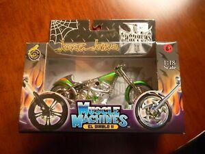 Jesse-James-West-Coast-Choppers-El-Diablo-II-1-18-Scale-Diecast-Motorcycle-Model