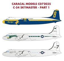 C54 Exterior for RVL 8591437498154 1//72 Aircraft