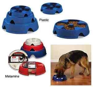 CONTROL BOWL Slow Feed Dish - Stop Brake Dog Pet Eating ... - photo#11