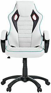 X-Rocker-Height-Adjustable-Luxurious-Office-Gaming-Chair-White-RRP-129-99