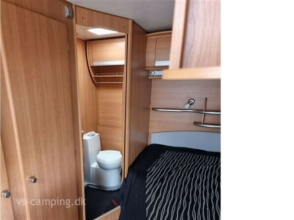 Cabby 2012 - Cabby Comfort 620+LÆKKER HELÅRSVOGN MED...,