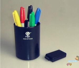 Color-Pen-Prediction-Plastic-Pen-Holder-Mentalism-Magic-Tricks-Stage-Close-Up