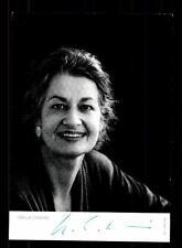 Ursula Cantieni Autogrammkarte Original Signiert # BC 92965