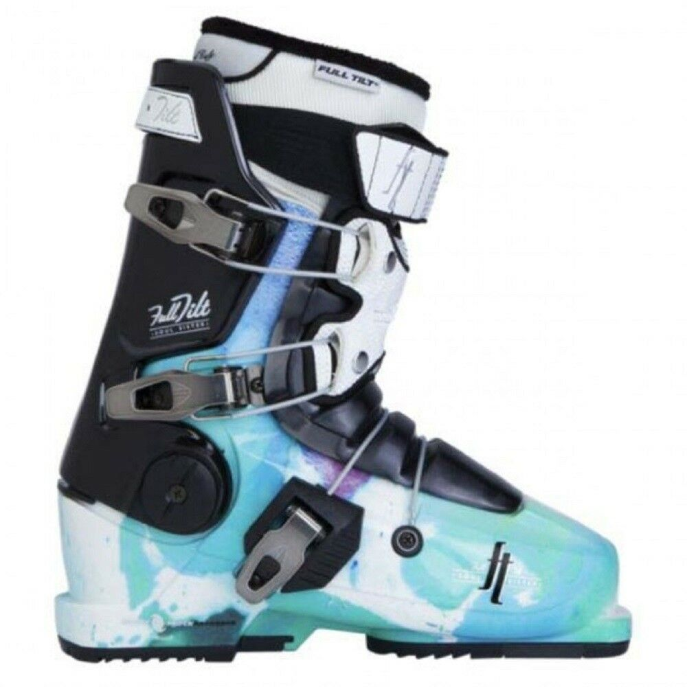 2014 Full Tilt Soul Sister bluee Size 25.5 Women's Ski Boots