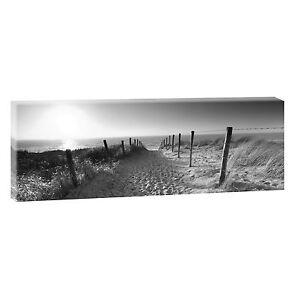 Monument Valley Bild Leinwand Poster Modern Design Panorama  120 cm* 40 cm 664