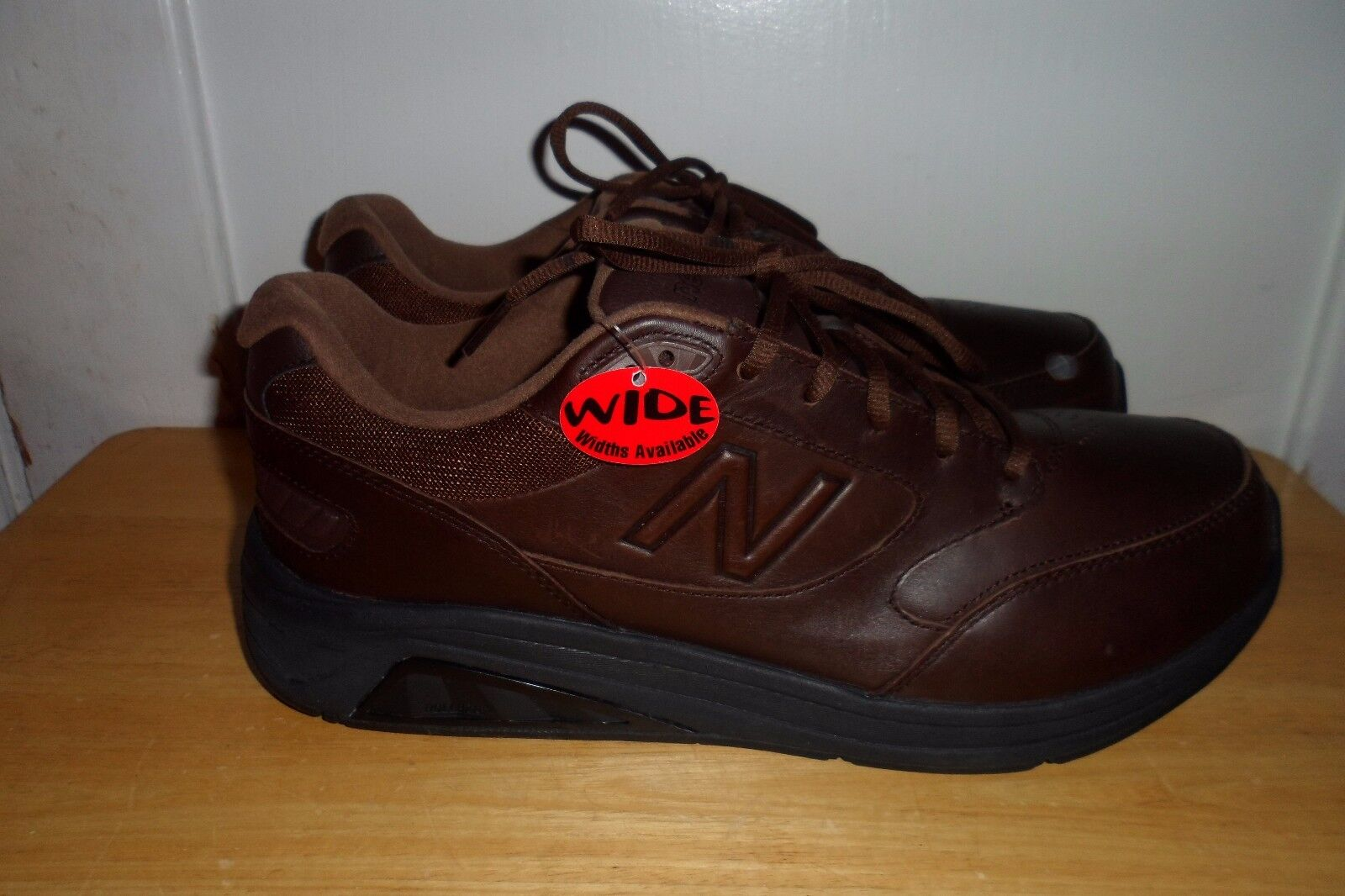 MUST SEE NWT  139.99 NEW BALANCE 928v2 MW928BR2 WALKING SHOES BROWN 9 6E