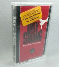 Only the Strong OST (NEW CASSETTE 1993) Rare Motion Picture Soundtrack