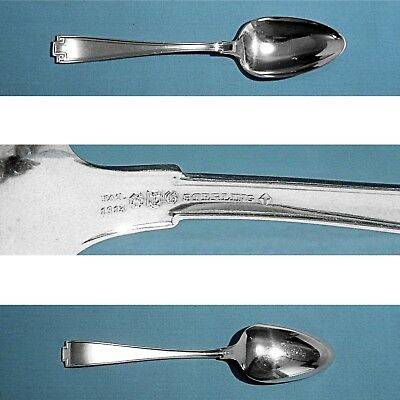 GORHAM MELROSE STERLING SILVER OVAL SOUP SPOON VERY GOOD CONDITION