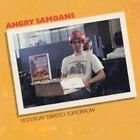 Yesterday Started Tomorrow [EP] by Angry Samoans (CD, Oct-1992, Triple X Entertainment)