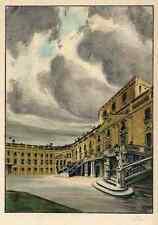 Igo PÖTSCH - Joseph HAYDN - WUNDERSCHLOSS ESTERHAZ - 1932 - Handsigniert