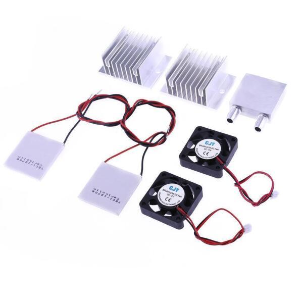Tec1 12706 Thermoelectric Peltier Module Water Cooler