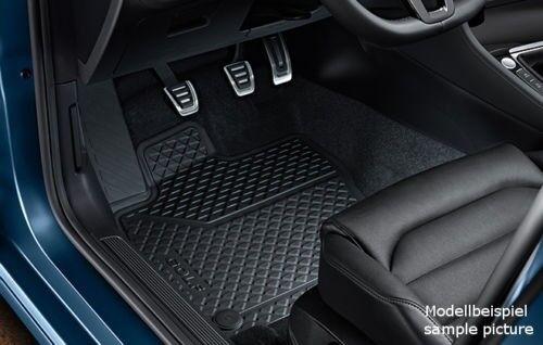 Gummifussmatten Allwettermatten Fussmatten org VW Tiguan 5N1061500A 82V  NEU !!