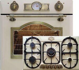 herd set kaiser empire elektro backofen selbstreinigung gaskochfeld 90cm m wok ebay. Black Bedroom Furniture Sets. Home Design Ideas