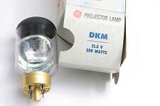 DKM 21.5 Volt 250 Watt Bulb 21.5V 250W Lamp GE General Electric - NEW L09