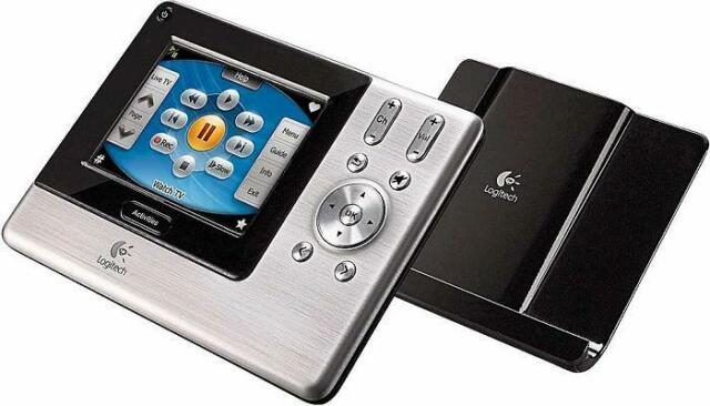 WOW!!__Logitech Harmony 1000 Advanced Touch Screen LCD Universal Remote Control