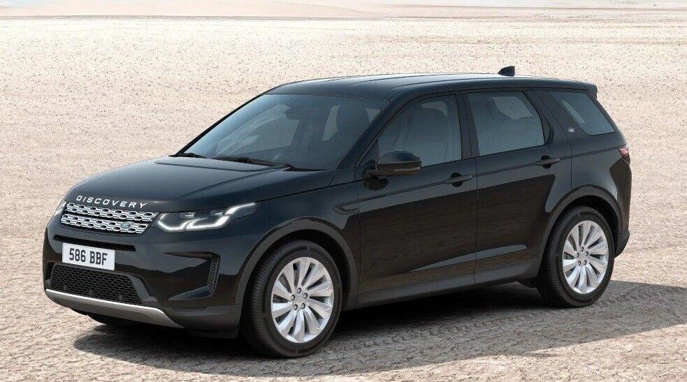 Land Rover Discovery Sport 2,0 P200 SE aut. 5d - 7.680 kr.