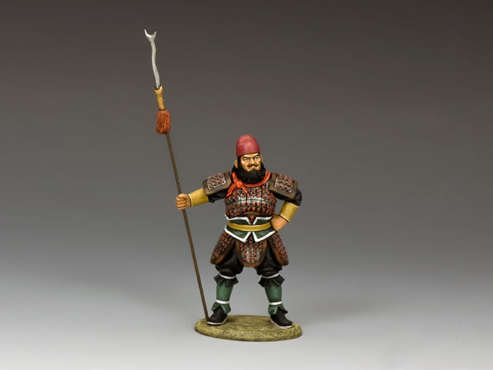 IC071 The Mighty Zhang Fei by King & Country