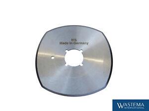 KURIS BOM 100 / 101 16022 4 Bogenmesser, WS, 100 mm, 2 Stück