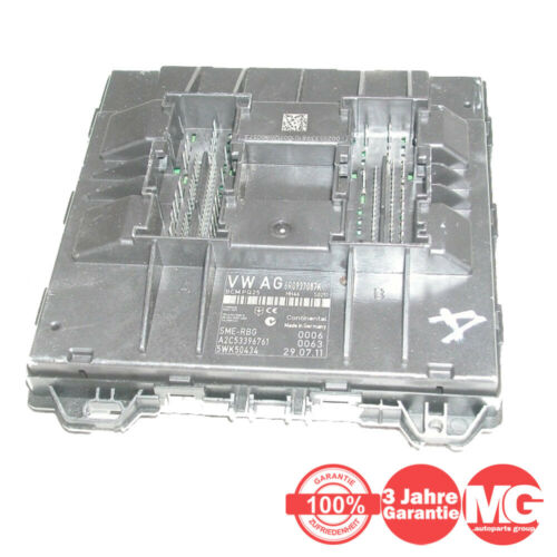 ⭐⭐⭐Steuergerät Fahrzeug Elektrik Central VW Polo 6R 6R0937087K⭐36MONATE GARANTIE