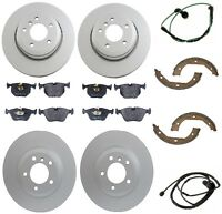Bmw E46 330ci 2001-2006 Front And Rear Complete Brake Kit Best Value on sale