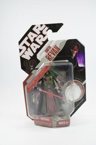 Star Wars 30th Anniversary TAC #34 Kotor Darth Revan avec étui cardées complet