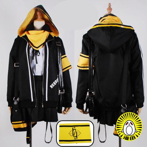 Game Girls/' Frontline UMP45 Dress Uniform Cosplay Costume Outfit Full Set Coat