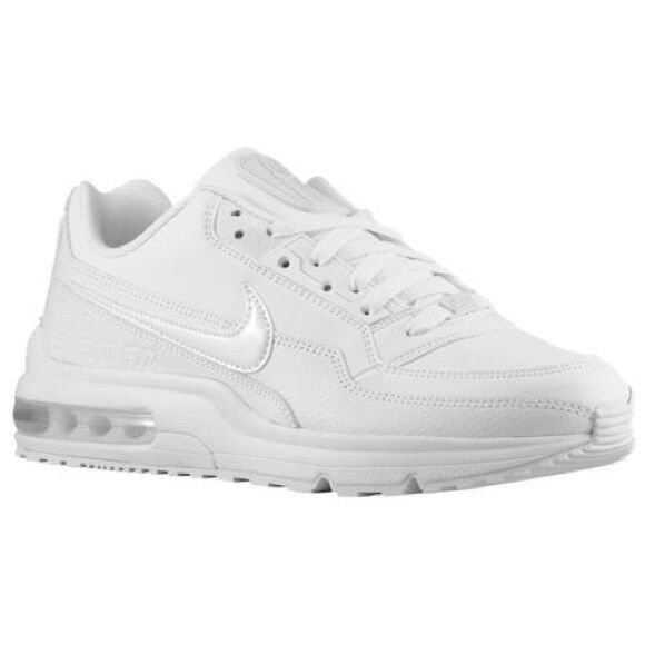 hot sale online adffa 05831 2014 Nike Mens Air Max Ltd 3 Running Shoes White white All Sizes 11 for  sale online   eBay
