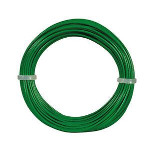Viessmann-6866-Anillo-de-Cable-0-14-MM-Verde-10-M-M-Nuevo
