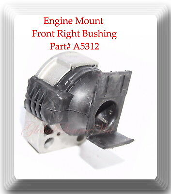 Engine Mount Bushing Front Right DEA//TTPA A5312
