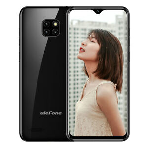 Mobile Phone Unlocked Triple Rear Camera 16GB Quad Core Android 9 Smartphone