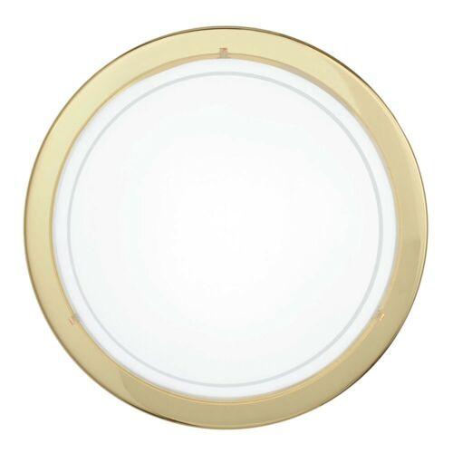 Eglo 83157 Planet 1 Mur /& Plafonnier Ø 29 cm blanc clair en laiton