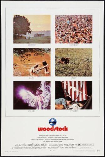 Woodstock Poster 24x36