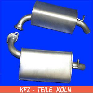 Mazda-6-1-8-2-0-2-0-DI-2-3-2-x-ENDSCHALLDAMPFER-Links-Rechts-Auspuff-Set