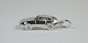 Sterling-Silver-Datsun-240Z-260Z-Sportscar-Charm-Free-U-S-Shipping
