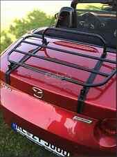Mazda MX5 ND Gepäckträger SCHWARZ    Maßgeschneidert   MKIV   MK4   Bremsleuchte