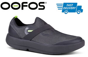 31de6a567d4 🇺🇸OOFOS OOMG Men s Recovery Footwear Impact Absorption Shoes Black ...